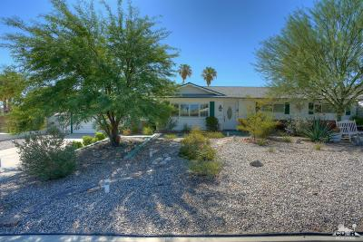 Cathedral City Single Family Home For Sale: 37754 Palo Verde Drive