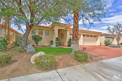 Palm Desert Single Family Home For Sale: 40673 Palm Court