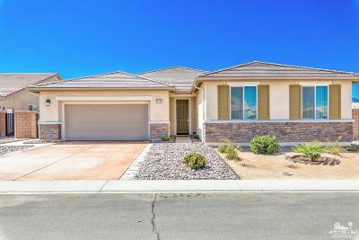 Indio Single Family Home Contingent: 84305 Cigno Court