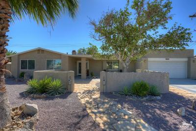 Palm Springs Single Family Home For Sale: 2190 North Whitewater Club Drive
