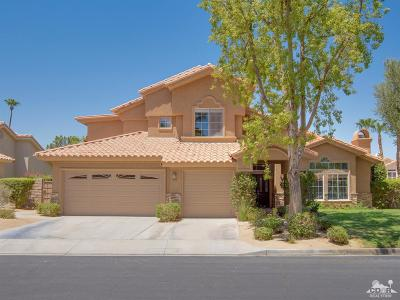 Palm Desert Single Family Home For Sale: 350 Augusta Drive