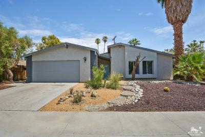 Palm Springs Single Family Home For Sale: 900 South Nueva Vista Drive