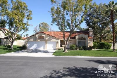 Rancho Mirage Single Family Home For Sale: 62 San Fernando