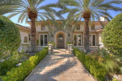 Rancho Mirage Single Family Home For Sale: 18 Oakmont Drive