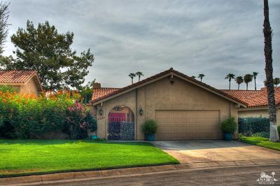 Rancho Mirage Single Family Home For Sale: 37640 Los Cocos Drive East