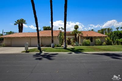 Rancho Mirage Single Family Home For Sale: 75 Magdalena Drive