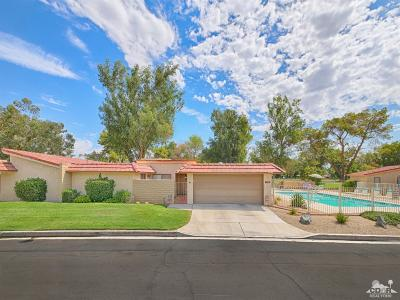 Cathedral City Condo/Townhouse Contingent: 68532 Paseo Real