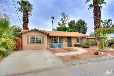 Palm Desert Single Family Home Contingent: 77590 California Drive