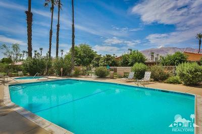 Rancho Mirage Condo/Townhouse For Sale: 4 Cadiz Drive