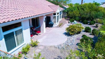 Palm Desert Single Family Home Contingent: 37486 Purple Shadow Road