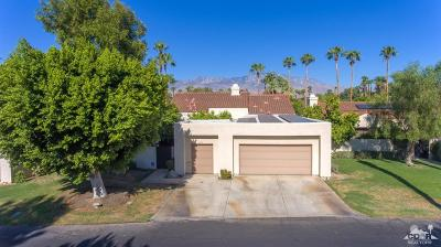 Rancho Mirage Condo/Townhouse Contingent: 10121 Lakeview Drive