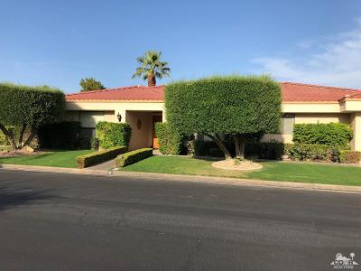 Rancho Mirage Single Family Home For Sale: 21 Mission Palms West