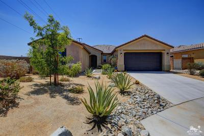 Palm Desert Single Family Home Contingent: 74155 Imperial Court East