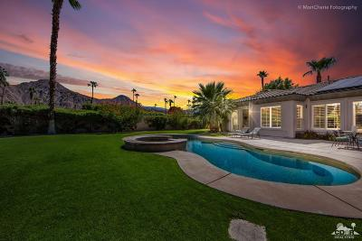 Indian Wells Single Family Home Sold: 45050 Casas De Mariposa