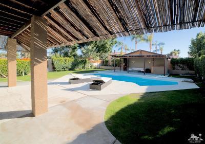 La Quinta Single Family Home For Sale: 78845 La Palma Drive