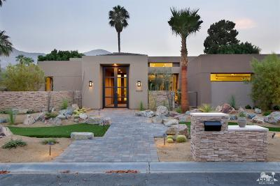 Rancho Mirage Single Family Home For Sale: 40555 East Thunderbird Terrace