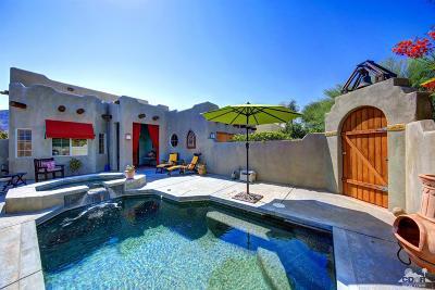 La Quinta Single Family Home For Sale: 54860 Avenida Rubio
