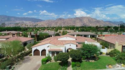 La Quinta Single Family Home For Sale: 81103 Monarchos Circle