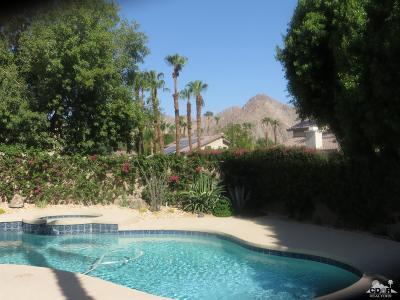 La Quinta Single Family Home Contingent: 78600 Via Corrido