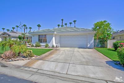 Palm Desert Single Family Home Contingent: 26 Belmonte Drive