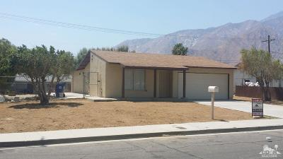 Palm Springs Single Family Home For Sale: 485 West Tramview Road