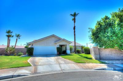 La Quinta Single Family Home For Sale: 45080 Spring Brook Court