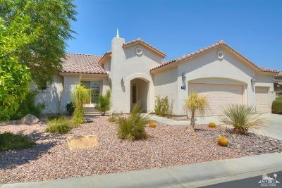Sun City Shadow Hills Single Family Home Contingent: 80864 Camino San Lucas
