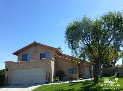 La Quinta Single Family Home For Sale: 78745 Via Sonata