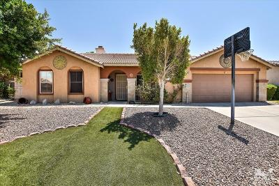 Palm Desert Single Family Home For Sale: 37650 Emerson Drive