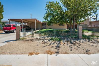 Indio Single Family Home For Sale: 83121 Beachwood Avenue