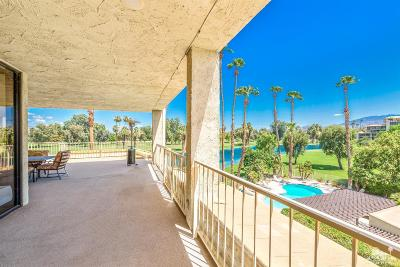 Rancho Mirage Condo/Townhouse For Sale: 910 Island Drive #313