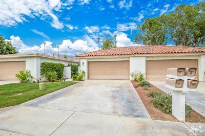 Rancho Las Palmas C. Condo/Townhouse For Sale: 31 Torremolinos Drive