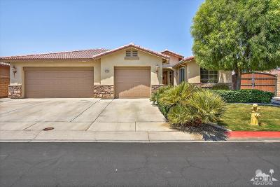 Indio Single Family Home For Sale: 83720 Waterford Lane