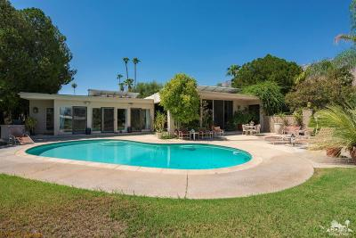 Palm Springs Single Family Home For Sale: 2214 South Yosemite Drive
