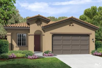 Indio Single Family Home For Sale: 43693 Treviso Drive