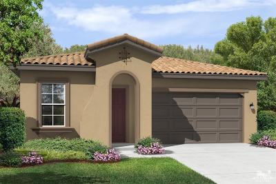Indio Single Family Home For Sale: 43493 Adria Drive