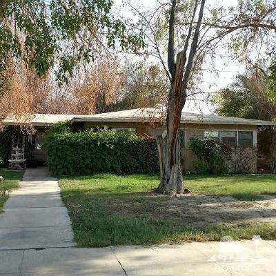 Indio Single Family Home For Sale: 82153 Miles Avenue