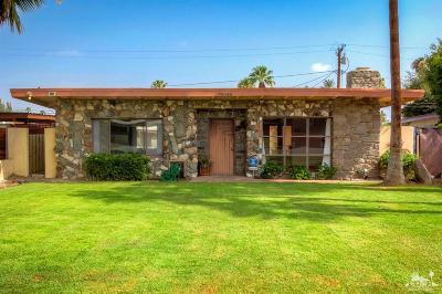 Palm Desert Single Family Home Contingent: 74126 De Anza Way