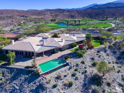 La Quinta Single Family Home For Sale: 79390 Tom Fazio Lane Lane South