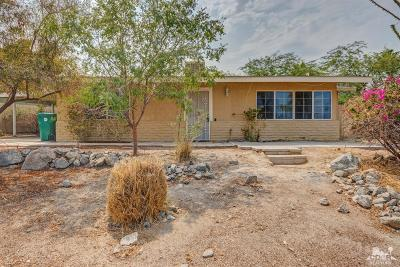 Cathedral City Single Family Home For Sale: 68213 Grandview Avenue