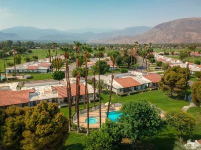 Rancho Las Palmas C. Condo/Townhouse Contingent: 25 Padron Way