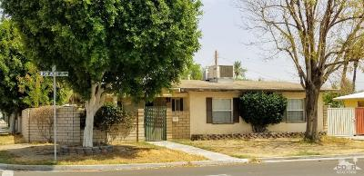Indio Single Family Home For Sale: 82012 San Jacinto Avenue