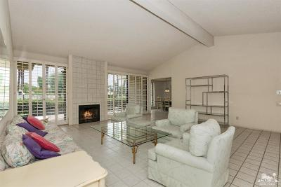Rancho Mirage Condo/Townhouse Contingent: 72338 Doheney Drive