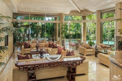 Bermuda Dunes, Indian Wells, Indio, La Quinta, Palm Desert, Rancho Mirage Single Family Home For Sale: 3 Mozart Lane
