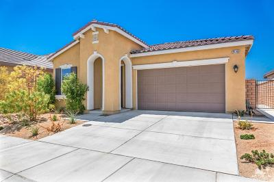 Indio Single Family Home For Sale: 85499 Adria Drive