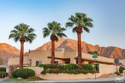 La Quinta CA Single Family Home For Sale: $699,900