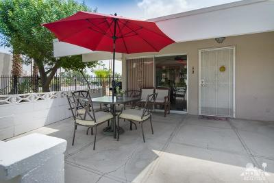 Palm Springs Condo/Townhouse For Sale: 2033 East Ramon Road #6B