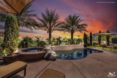 La Quinta Single Family Home Contingent: 50540 Cypress Point Drive