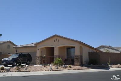 Indio Single Family Home For Sale: 81049 Avenida Gonzalez