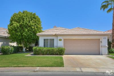 Indio Single Family Home For Sale: 44336 Royal Lytham Drive